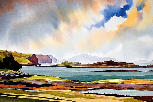 Out to the Isles - Loch Dunvegan
