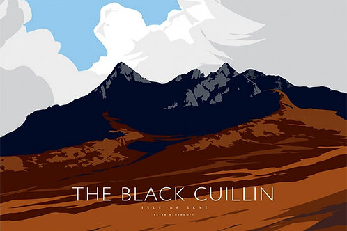 The Black Cuillin - Isle of Skye