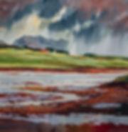Red byre - Skye