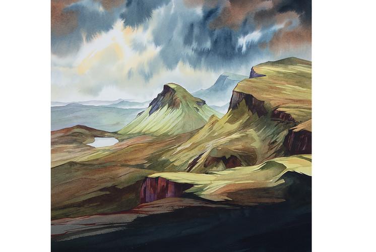 The Trotternish Ridge - Skye