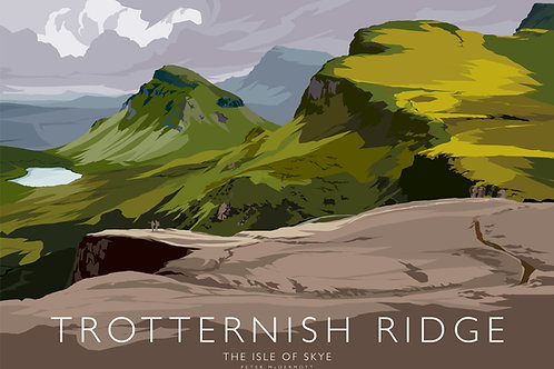 Trotternish Ridge - Isle of Skye
