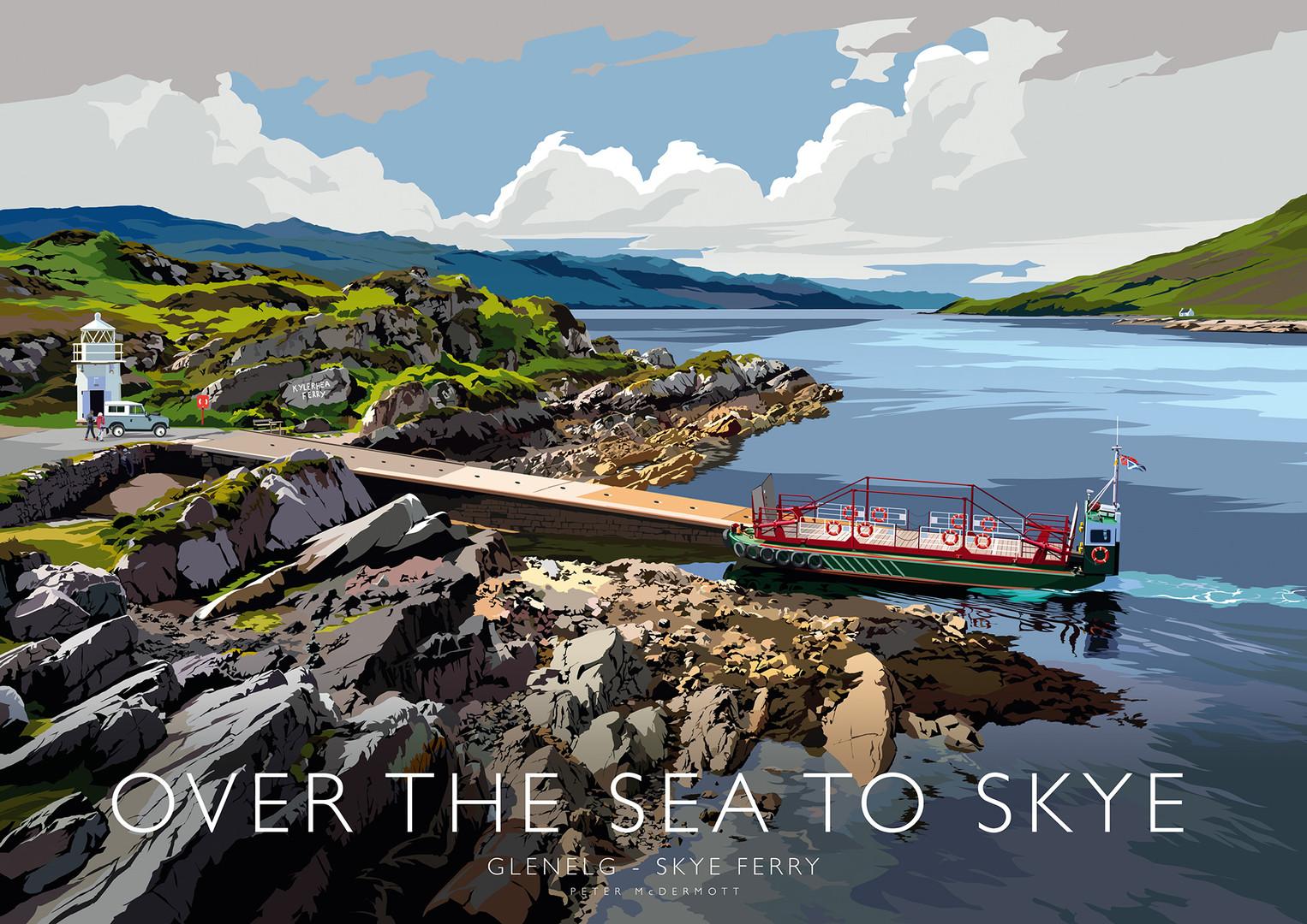 Over the sea to Skye