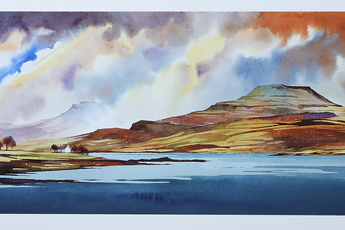 Autumn paints the Tables - Loch Dunvegan