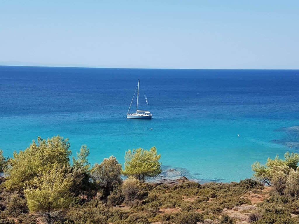 Thassos Yacht and Sailing