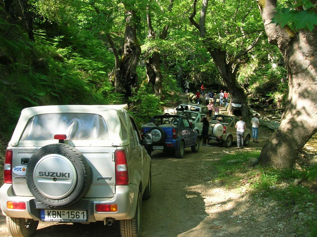 Jeep and safari trips