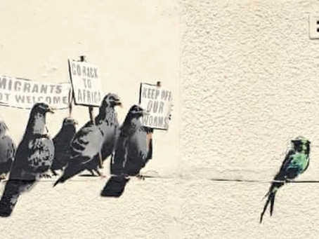 Pigeons and Other Strangers in Post-War London