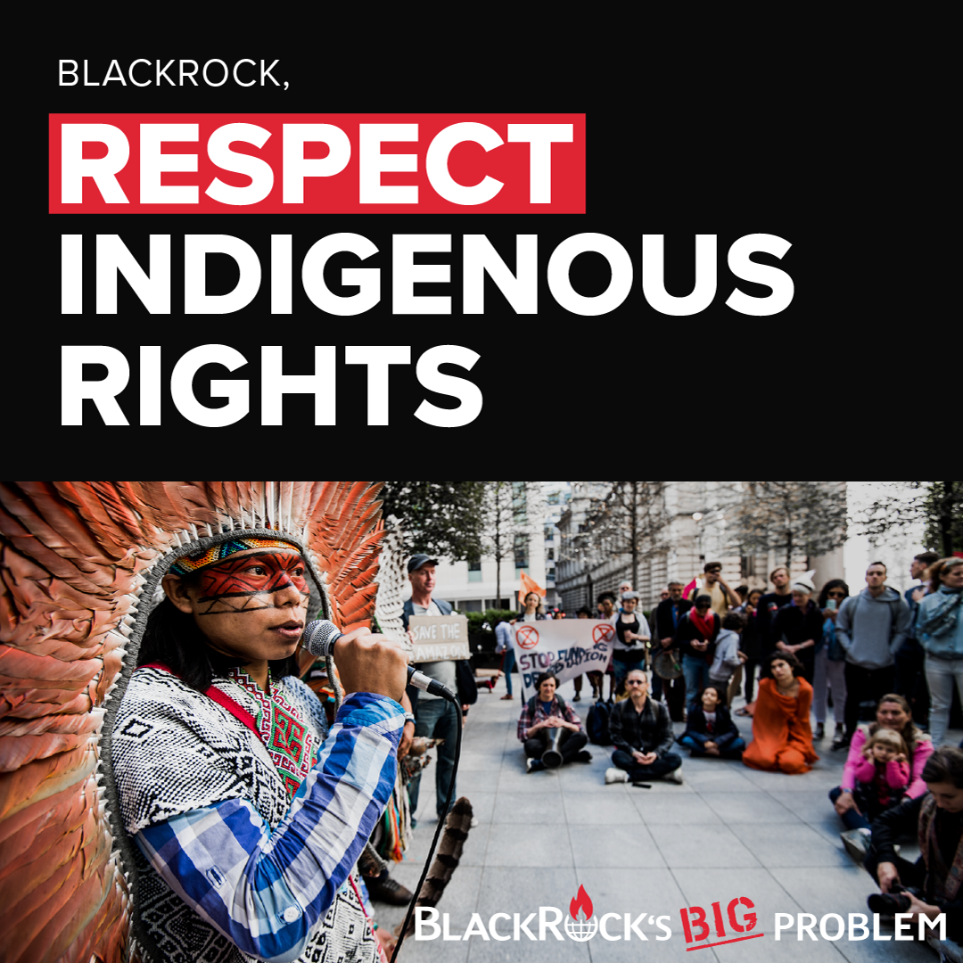 Respect Indigenous Rights