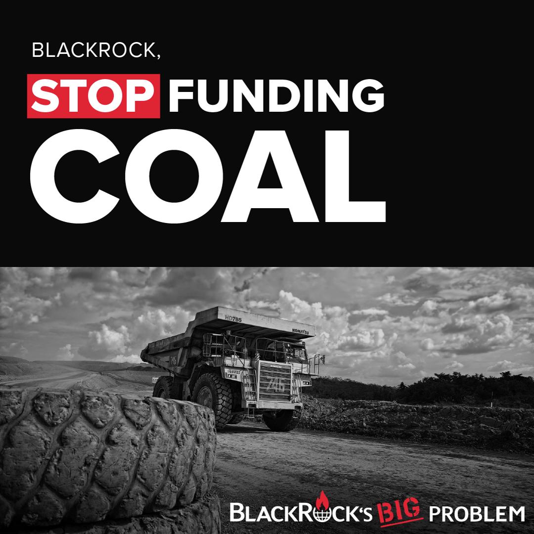 Stop Funding Coal