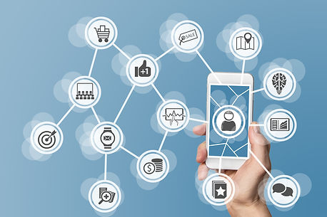 Online mobile marketing by leveraging bi