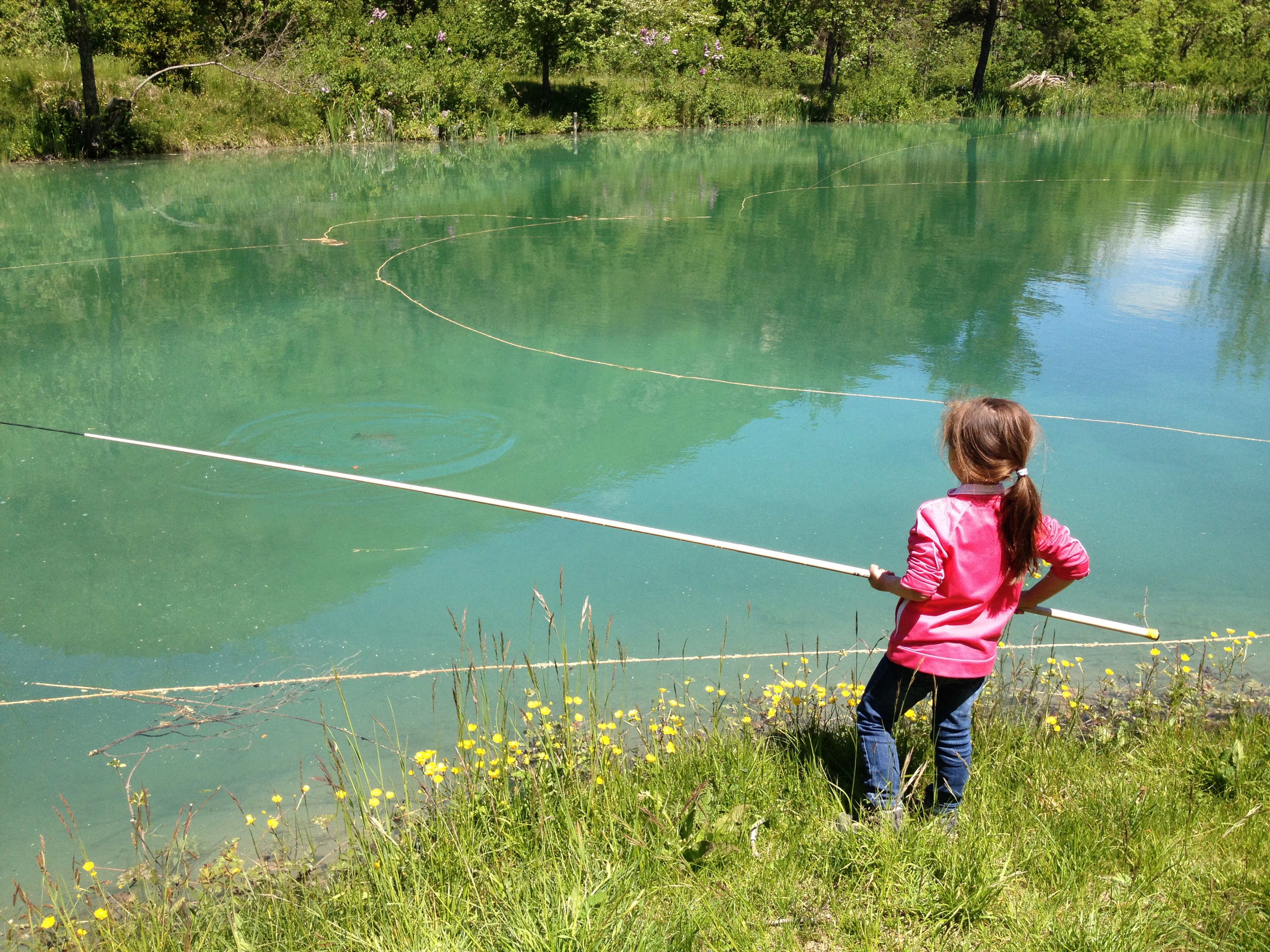 Pêche enfant