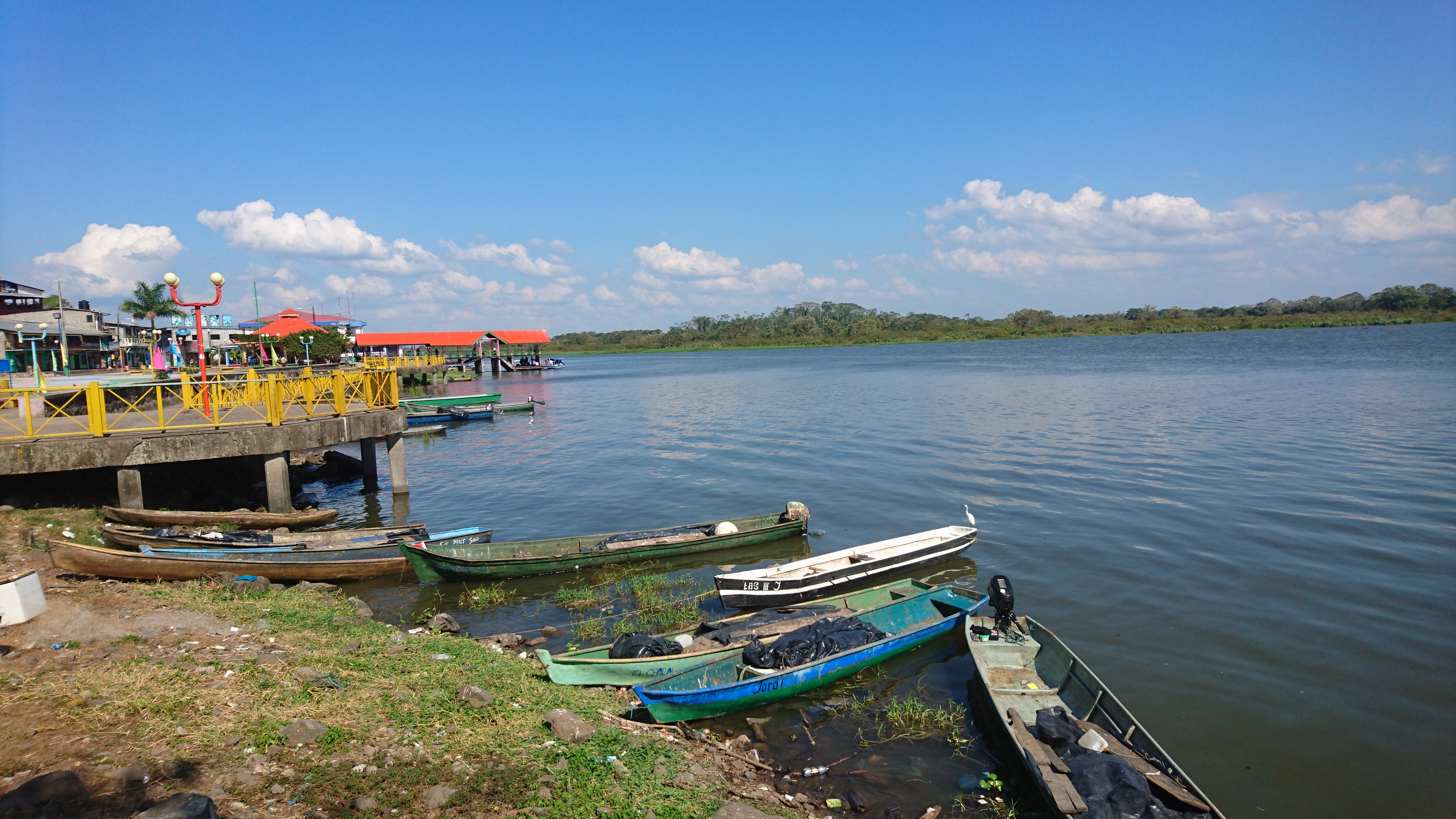Fishing trip Nicaragua