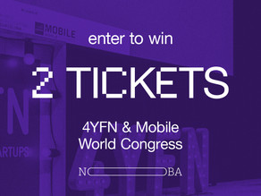Come with us to the 4YFN - Mobile World Congress. Discover how!