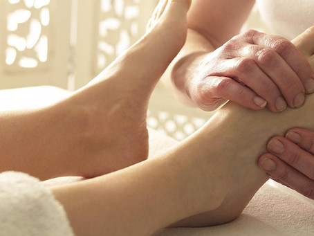 Why Does a Foot Massage Feel So Good?