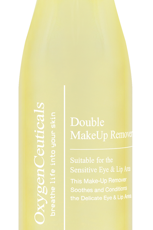 Double MakeUp Remover