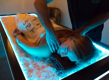 Attain the Numerous Benefits of Himalayan Salt at DESUAR Spa Today