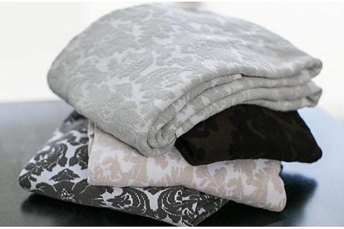 Damask Knit Blanket