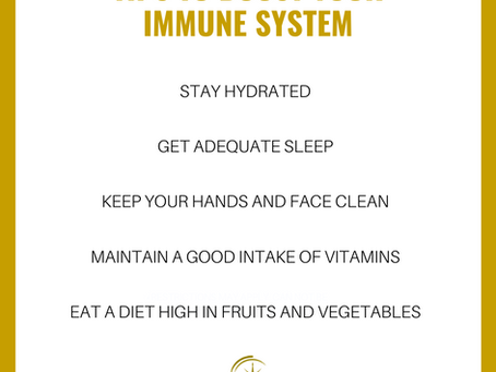 Tips to Boost Your Immune System