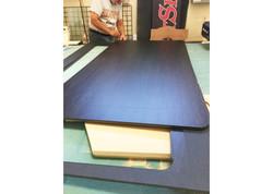 Custom Gator Board Cutting