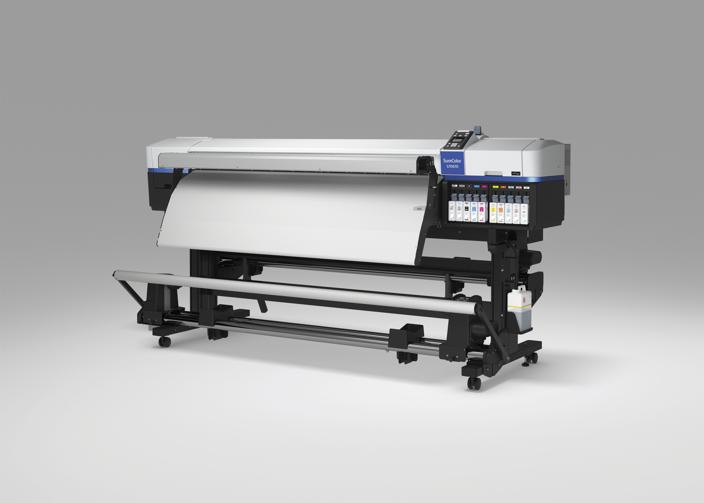 10 Color Photographic Printer