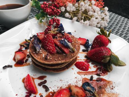 Τα σοκολατένια Pancakes