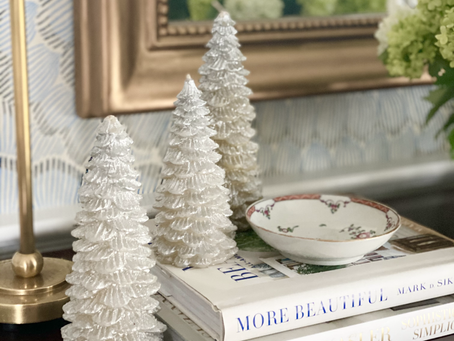 How to transition your home from Christmas to Winter