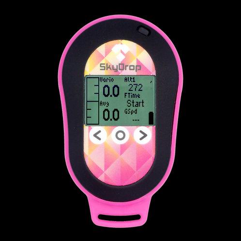 SkyDrop Pink (GPS-Vario)