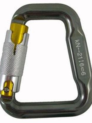 2T - Twist Lock Karabiner