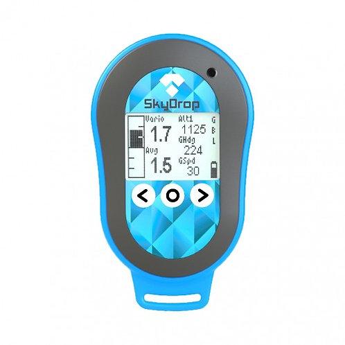 SkyDrop Blau (GPS-Vario)