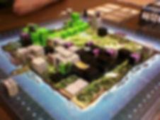 Kings of Artifice Board Game JonnyPac Cantin