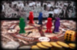 Hangtown the Board Game JonnyPac Cantin Pioneer Meeples
