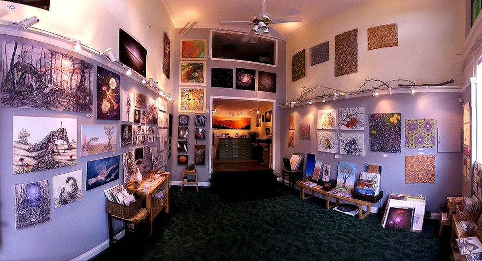 Volution Art Gallery Zack Pangborn