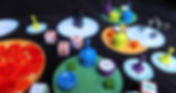 JonnyPac Space Board Game