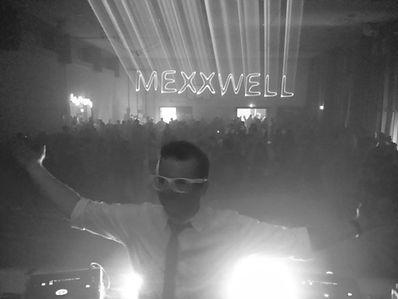 DJ Mexxwell