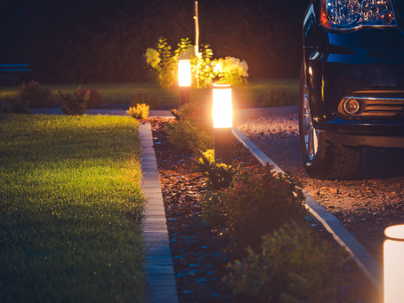 Accent Your Luxury Home with Landscape Lighting