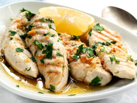 Healthy & Simple Chicken Recipes