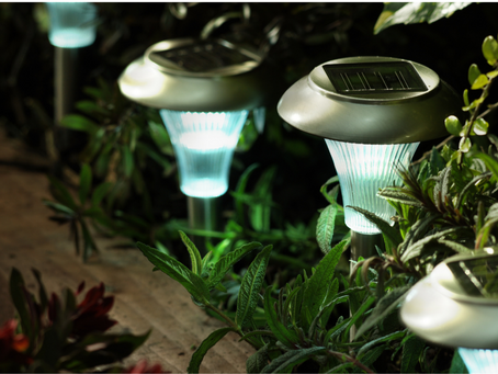 Tips for Adding Solar Lights to Your Yard