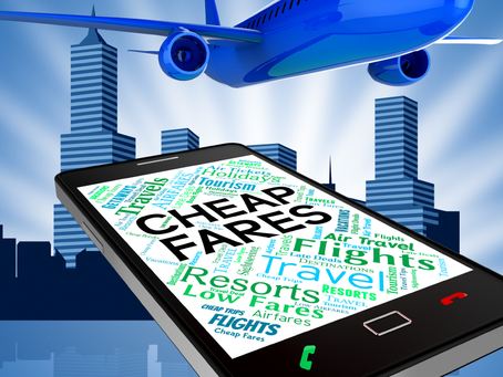 4 Tips to Help You Score the Best Airfare