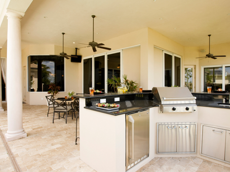 Would Building An Outdoor Kitchen Increase Your Home's Value?