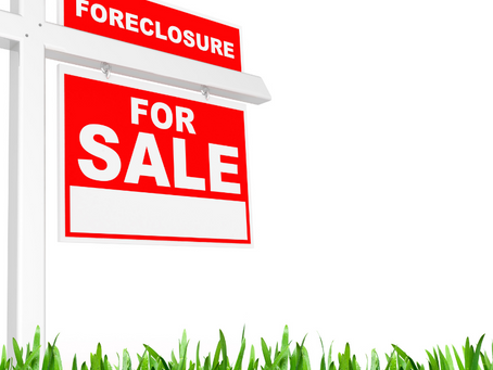 Buying a Foreclosure: Remember These Tips Before You Buy