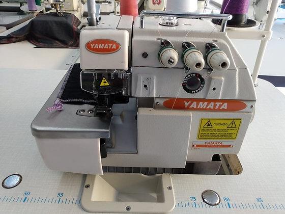 Overloque Industrial 3 Fios, 1 Agulha, Yamata FY33