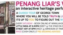 Penang Liars Walk is back!!!