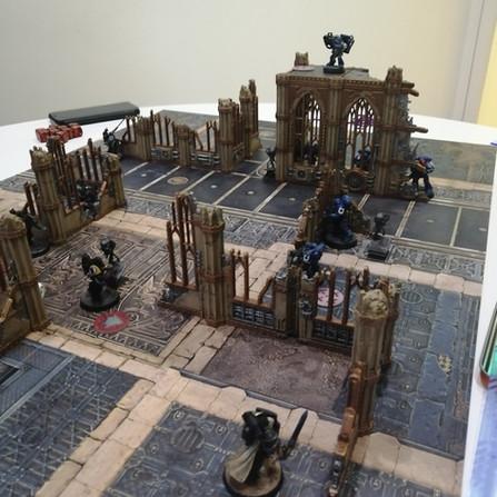Kill Team - première partie & feedbacks