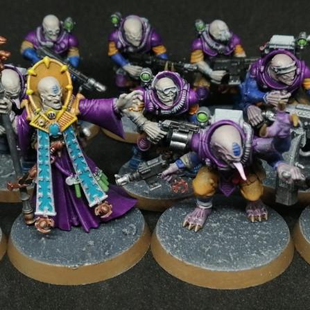 Kill Team : Genestealer Cults