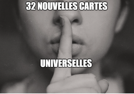 La Menace Silencieuse - Pack de Cartes Universelles