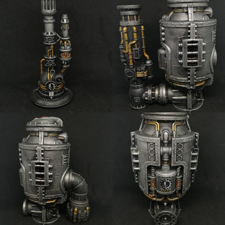 Warhammer 40.000 Conquest #55 - Sector Mechanicus Alchomite Stack
