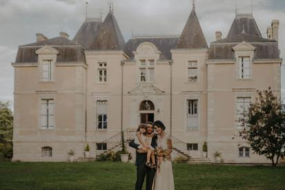 Un mariage de rêve au Château Marith