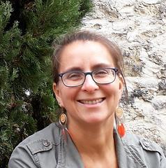 Myriam Cadéot, écrivain public dans le Gers