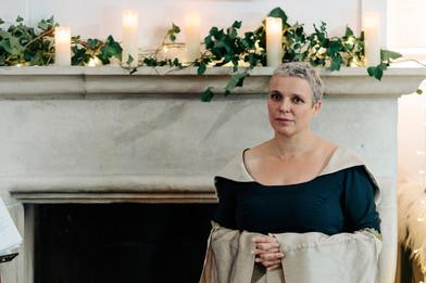 Portrait - Céline Larigaldie Officiante de cérémonie laïque - Photo Armelle Dupuis