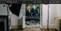 Colin Usher - Studio Faire