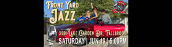 home page Front Yard Jazz banner JUN2021